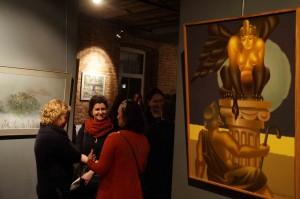 Открытие выставки Фото Владимира Желтова январь 2016 DSC03011