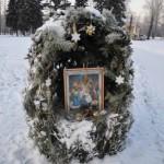 Парк Победы Рождство 10