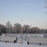 Парк Победы Рождство 6