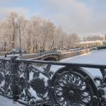 Снегопад Санкт-Петербург январь 2016 Фото Калясиной Людмилы DSC_0744