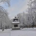 Снегопад  2016 Петербург январь Фото Калясиной Людмилы DSC_0718