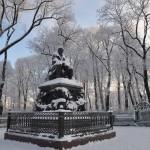 Снегопад 2016 январь Санкт-Петербург Фото Калясиной Людмилы DSC_0801