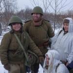 Январский гром Фото Сергея Деревянко DSC05714