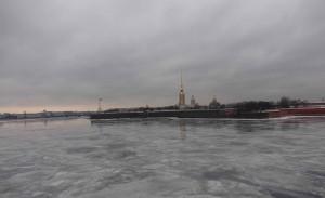 Петропавловская крепость февраль 2016 Фото Сергея Деревянко DSC06794