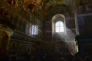 Монастырь Александра Свирского _