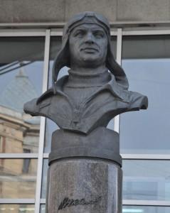 Памятник В.П