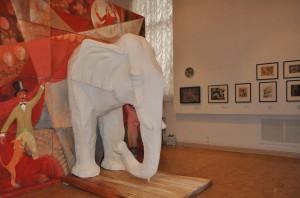 Цирк в Русском музее Фото Калясиной Л.М