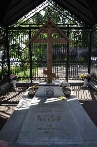 Могила Матроны Босоножки  Фото Калясиной Людмилы DSC_0203