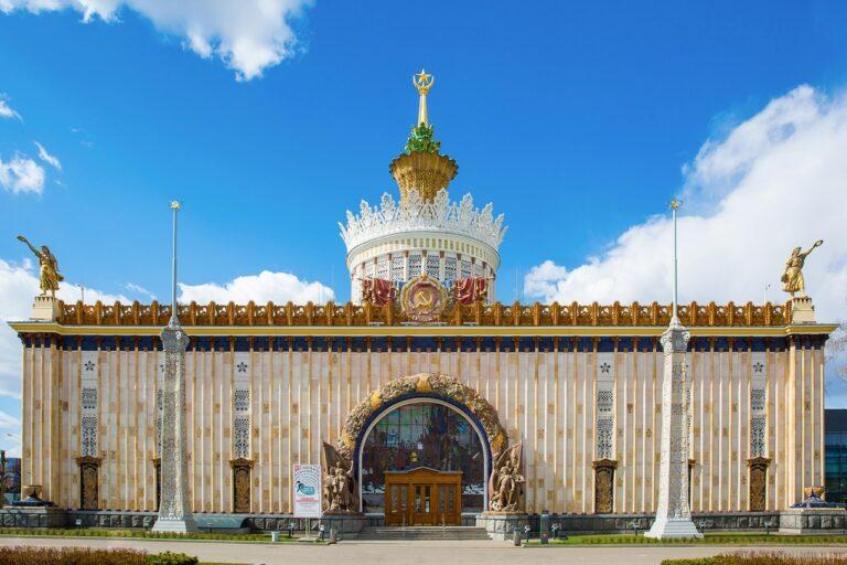 русский огород вднх